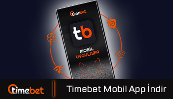 Timebet Mobil App